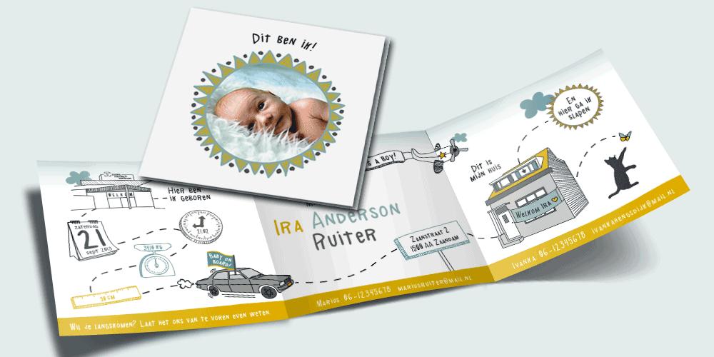 Geboortekaartje-Ira-illustratie-grafisch-ontwer-studio-vank